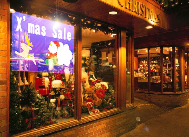クリスマスむけのガラスイルミネーションpurojekuta-